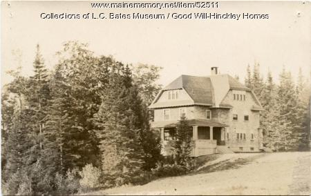 Guilford Cottage, Fairfield, ca. 1930