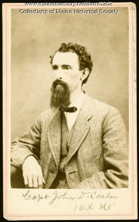 Capt. John D. Conley, 16th Maine