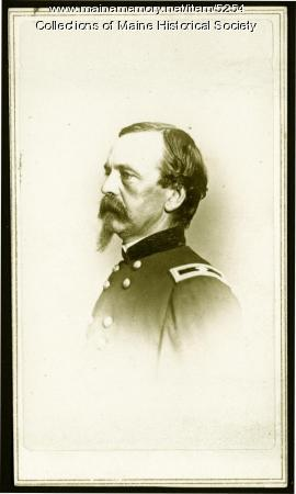 Major General Daniel Edgar Sickles