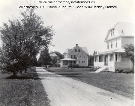 Guilford, Keyes and Winthrop Cottages, Fairfield, ca. 1935