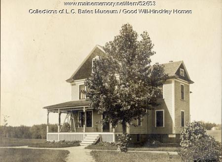 Grange Cottage, Fairfield, ca. 1908