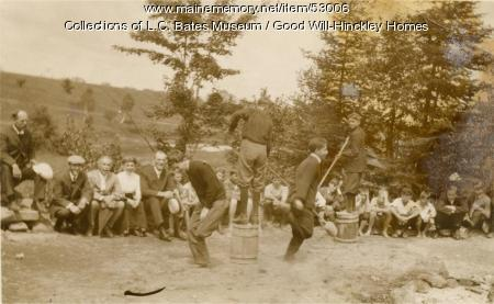Good Will Boys at Play, Fairfield, ca. 1920