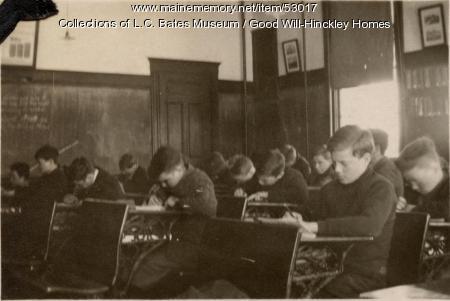 Good Will School Eighth Graders, Fairfield, 1917