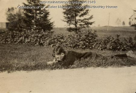 Good Will boy, Fairfield, ca. 1920