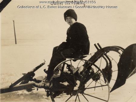 John McNally, Fairfield, ca. 1920