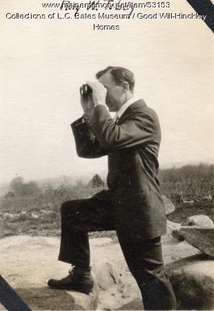 Ray Tobey, Fairfield, 1920
