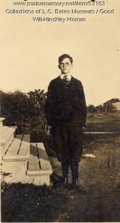 Laurence Mitchell, Fairfield, ca. 1915