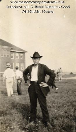 Walter Morrel, Fairfield, ca. 1915