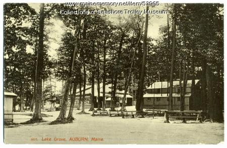 Lake Grove, Auburn, ca. 1910