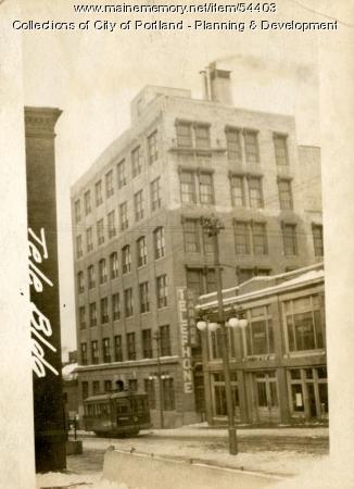 41-47 Forest Avenue, Portland, 1924