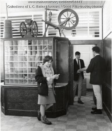 Good Will Post Office, Fairfield, ca. 1950
