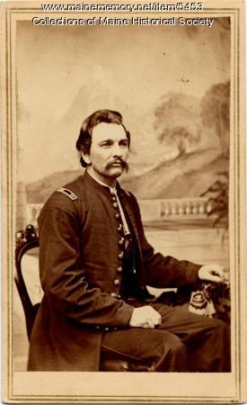 Jacob B. Loring, Thomaston, ca. 1862
