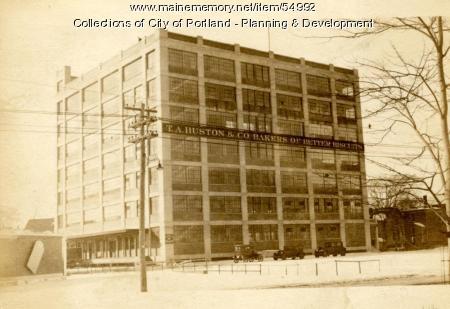 314 Forest Avenue, Portland, 1924