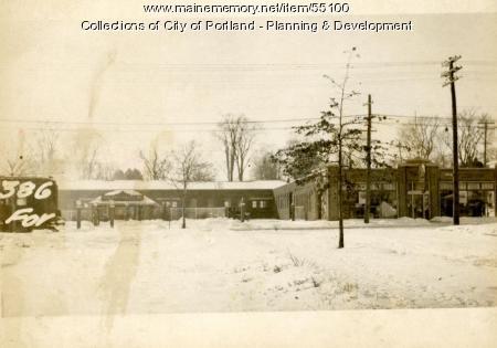 380-384 Forest Avenue, Portland, 1924