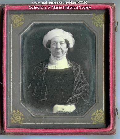 Dolley Madison, ca. 1840