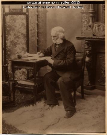 Neal Dow, ca. 1870