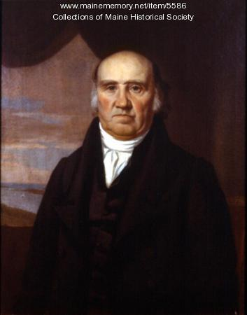 Portrait of Lemuel Moody, 1826