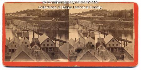 Augusta, ca. 1890