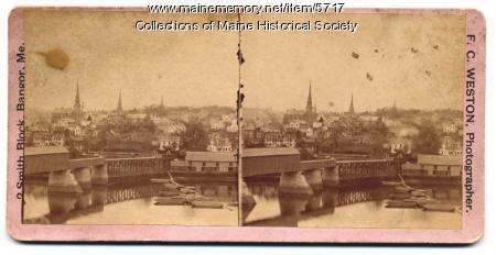 Views of Bangor and vicinity, ca. 1900