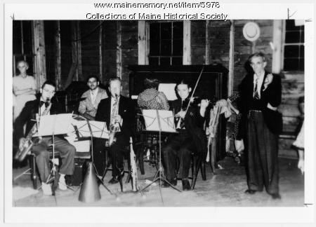 The Melody Kings, Saco, 1939