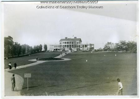 Cape Cottage Casino, Cape Elizabeth, ca. 1900