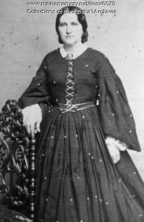 Hannah Farmer, Eliot 1823-1891