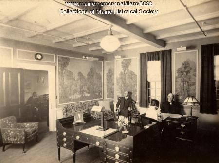 Gannett Publishing Co., Augusta, ca. 1930