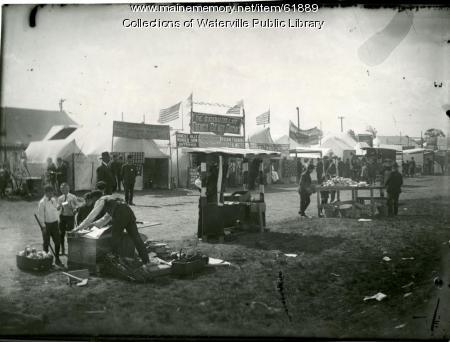 Central Maine Fair, Waterville, ca. 1905