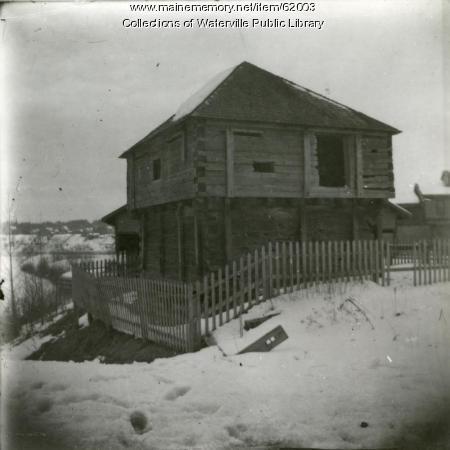 Fort Halifax, Winslow, ca. 1900