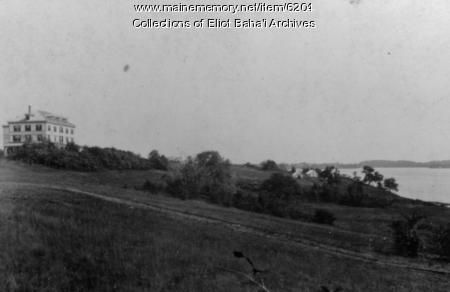Green Acre, Eliot, ca. 1900