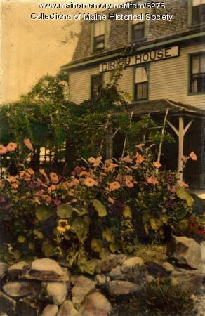 Dirigo House, Long Island, ca. 1930.