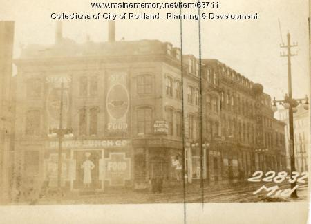 230 Middle Street, Portland, 1924