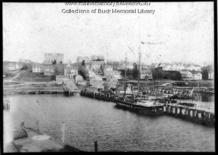 Bucksport waterfront
