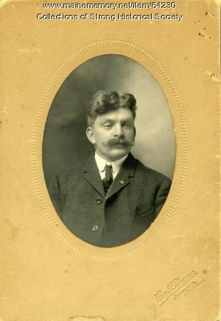 George S. Porter, Strong, ca. 1900