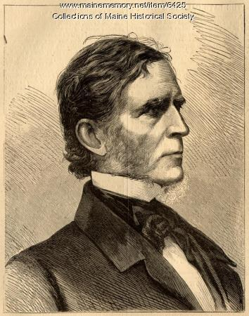 William Pitt Fessenden, 1869