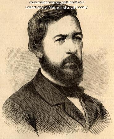 Hon. James G. Blaine, Speaker of the House