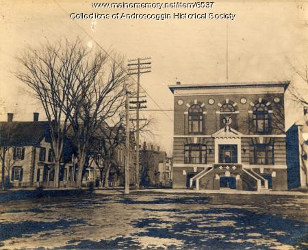 Elks Club, Lewiston, ca. 1910
