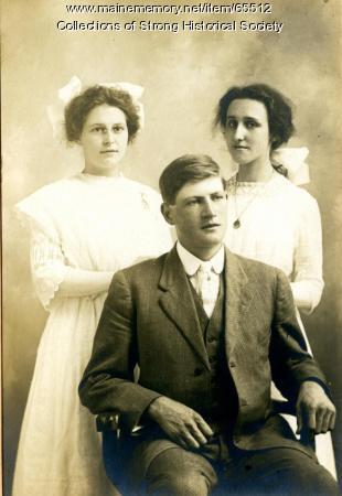 Strong High School Class of 1912