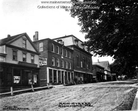 Main Street, Richmond, ca. 1900
