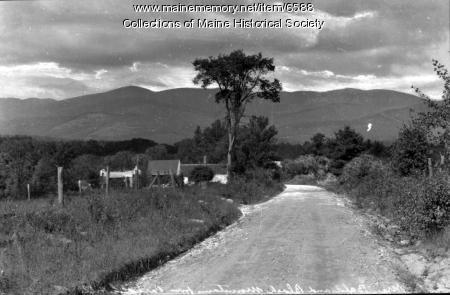 Bald Mountain, Bethel, ca. 1930