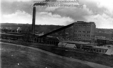 Great Northern Paper Co., Millinocket, ca. 1930