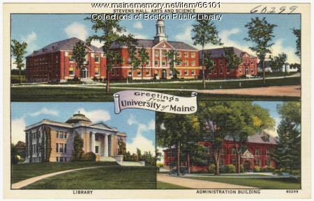 University of Maine, ca. 1935