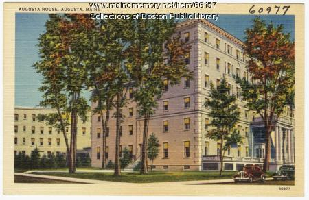 Augusta House, ca. 1938