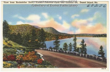 Acadia National Park, ca. 1935