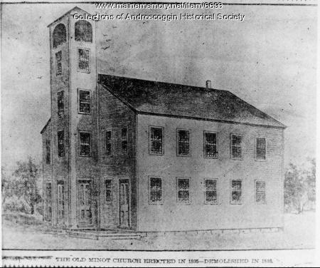 Old Minot Church