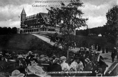 The Bay of Naples Inn, ca. 1920