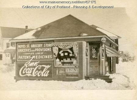 155-157 Noyes Street, Portland, 1924