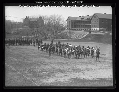 5th Infantry band, 1927