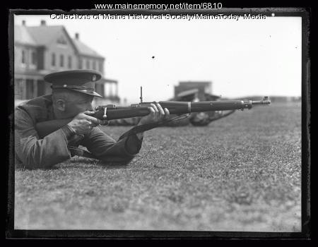 5th Infantry Marksmanship, 1927