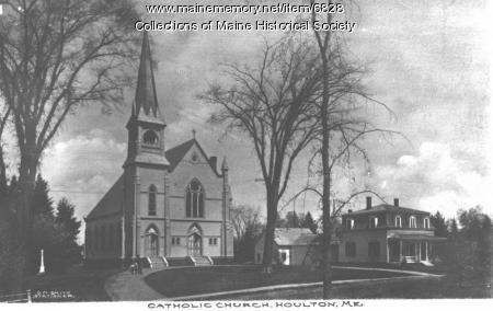 St. Mary's Roman Catholic Church, Houlton